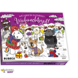 Bubeck Pummel Einhorn Adentskalender