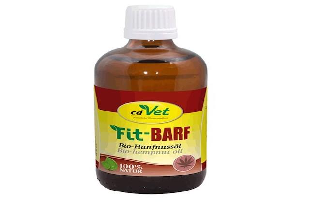 cdVet Fit-BARF Bio-Hanfnussöl: Test & Erfahrungen