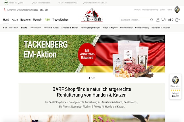 Die Tackenberg EM-Aktion
